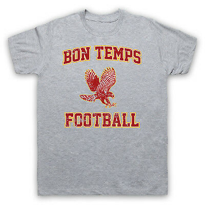 True Blood Bon Temps Football Jason Unofficial T-Shirt Mens Ladies Kids Sizes