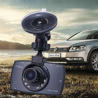 Auto Car DVR Camera Night Vision G30 / 1080P HD / Camara para Coche HD Recorder