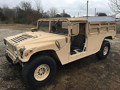 1992 M998  Humvee H1 Hummer **low Miles** Road Legal With Title** No Reserve!!!