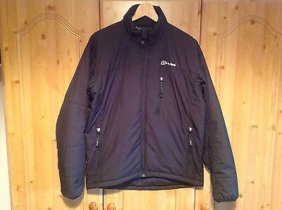 Berghaus Insulated Water Resistant Jacket Size Men's Medium