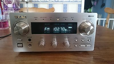 Teac AG-H300 Stereo AM/FM Stereo Receiver with remote, Japan Quality amplifier