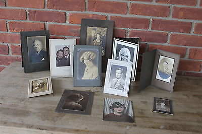 """11 Estate Photo's - Adults - Couples - Groups - 2 1/2"""" x 4"""" up to 6 1/2"""" x 5"""""""