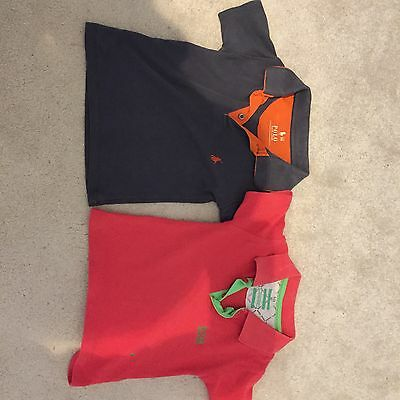 ralph lauren And Hugo Boss Child's Polo Tops