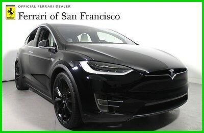 2016 Tesla Model X P90D 2016 P90D Used Automatic All-wheel Drive Premium