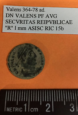 ancient Roman coin - Imperial - Valens