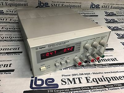 Agilent Triple Output DC Power Supply E3630A