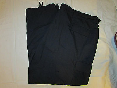 Mens Tact Gear Take Command police uniform pants size 3XL - R NAVY NWT