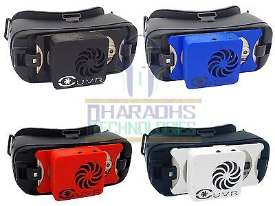 Samsung Gear VR Fan Cooling Cover (CUVR Ultimate) SM-R324, SM-R323, SM-R322