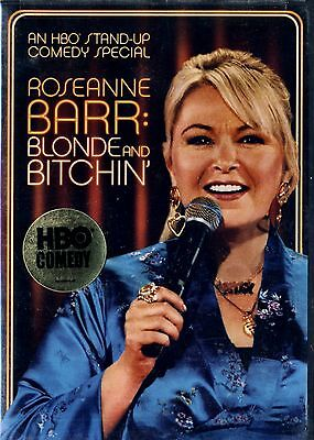Brand New Dvd // Hbo // Roseanne Barr // Blonde & Bitchin' // Comedy Store //