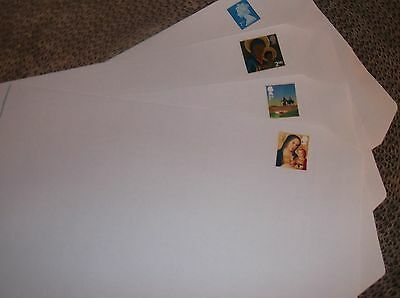 50 x C5 Envelopes with 2nd class  stamps