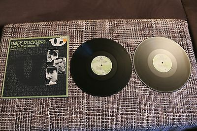 Ugly Duckling - Eye on the remix VINYL X 2  LP HIP HOP RAP