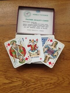 Rare Vintage Playing cards