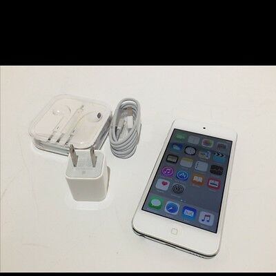 Great iPod Touch 5 Silver and white 16GB
