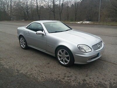 Mercedes SLK 200 Kompressor Cuir Airco CT OK + Carpass Etat Impeccable