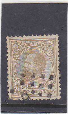 Stamp of the Netherlands.