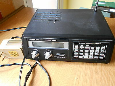 Realistic 200 Channel programmable Scanner- Working order
