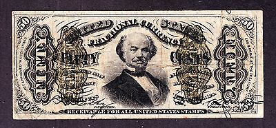 US 50c Fractional Currency 3rd Issue FR 1331 VF