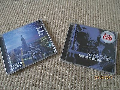 Oasis cd's/Indie Rock/Britpop