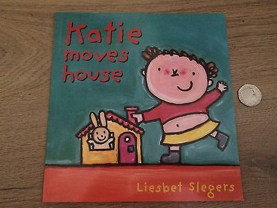 paperback book katie moves house