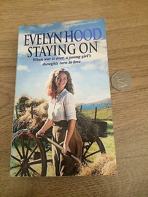 paperback book stayin on