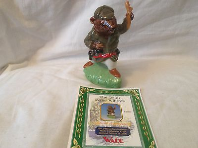 Wade Wind in the Willows Rattie special edition figure