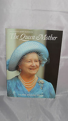 THE QUEEN MOTHER  - 85th BIRTHDAY ALBUM