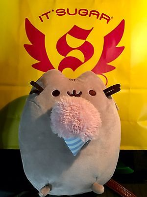 It's Sugar Pusheen Cotton Candy Exclusive Rare