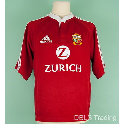 British Lions 2005 New Zealand Tour Rugby Union Jersey Shirt Small