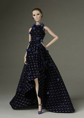 Jason Wu Supermodel Convention Fashion Royalty La Vie En Bleu Elyse Elise Nrfb