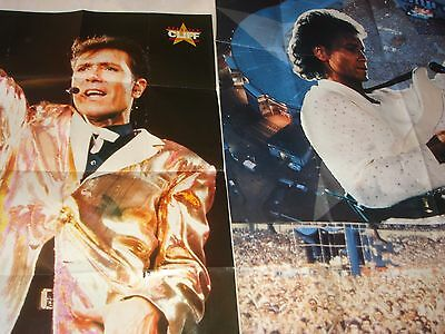 CLIFF RICHARD bargain bunch of 3 Cliff posters