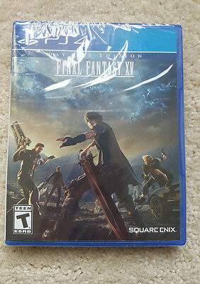 NEW  Final Fantasy XV Day One Edition (Playstation PS4)