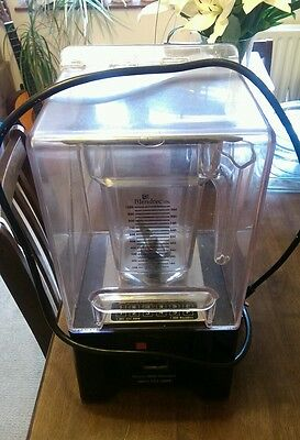 Blendtec icb-5 smoother commercial equipment