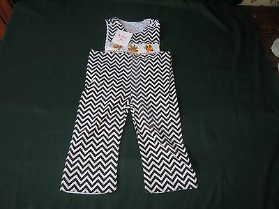 s Smocked or Not Chevron Overall With Smocked Turkey Toddler Sizes Cute!