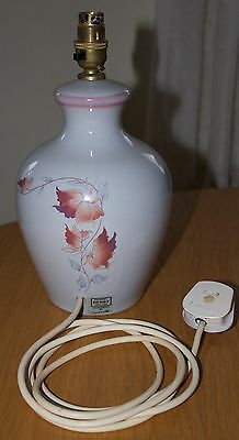 """Denby twilight table lamp size 12"""""""