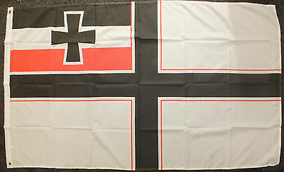 1914 1918 Imperial 5x3 Flag WW2 German Oi Nationalist WW1 WWI Deutschland afd