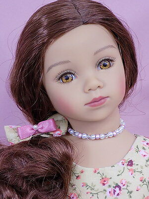 "MARU AND FRIENDS Tanya Doll 20""/52cm sclpt Dianna Effner 2outfits Muneca Bambola"