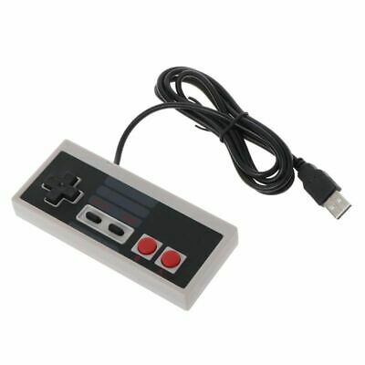 Classic NES Style Retro Game USB Controller Gamepad Joystick Joypad For PC