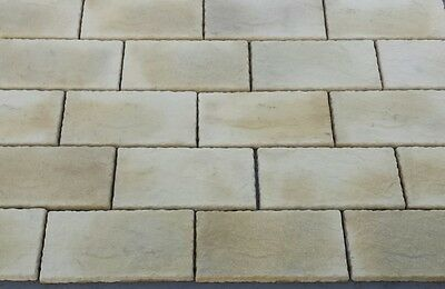 Concrete Paving Slabs Pallet Of 44 Cotswold Buff 600 x 300mm