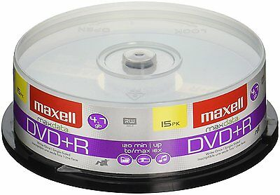 Maxell Media 639008 Maxell-Headphones Maxell 4.7 Gb 16X Dvd+R