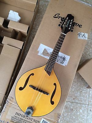 Breedlove OF NT Crossover Mandolin Mandoline