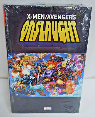 X-Men & Avengers Onslaught Omnibus Magneto HC Hard Cover Brand New Sealed $125
