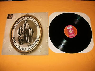 Skäggmanslaget ‎– Pjål, Gnäll & Ämmel LP. VERY RARE SWEDISH FOLK/COUNTRY