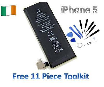 iphone 5 Replacement Battery 1440mAh Genuine 0 Cycle High Quality Free 11 Tools