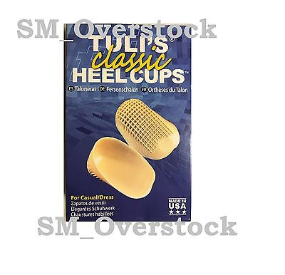 Tulis Classic Heel Cups, Large Over 175lbs