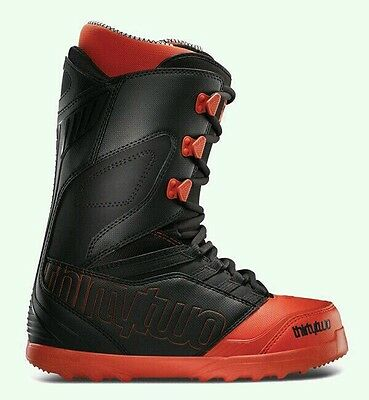 Bnib Thirty Two Lashed Boots Orange/black 7.0 Burton Vans