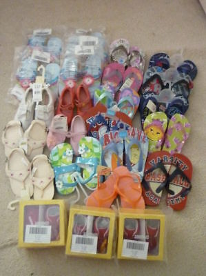 NEW Gymboree Gap Girl Boy 25 Shoes Sandals LOT 3 4 5 6 7 8 9 10 11 12 $375+Gift