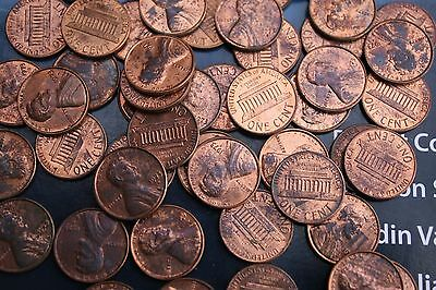 1973S Lincoln Memorial Cent Uncirculated Original Penny  Roll