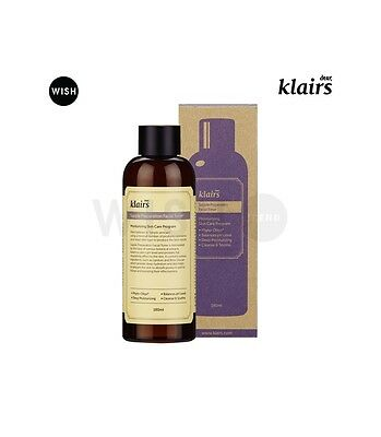 KLAIRS Supple Preparation Facial Toner lotion Tonique visage supple preparation