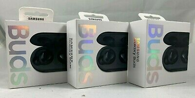 Samsung Original Galaxy Buds 2019 SM-R170 Wireless Bluetooth Earphones BLACK