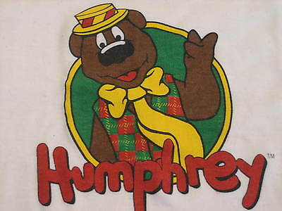 vintage 1999 Humphrey B Bear t.shirt size 4 in great condition a rare find